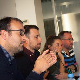 """Mesa redonda: """"Estrategias para mejorar la comunicación externa de nuestros servicios de prueba rápida"""""""